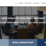 Grizzly Broadband Website Development