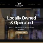 Lolo Creek Distillery Website and Photos
